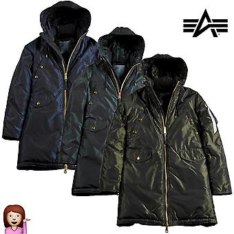 Alpha industries jacket ex parka Wmn