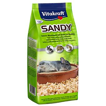 Vitakraft Sandy Arena for Chinchillas (Small pets , Birds , Bedding , Bedding & Litter)