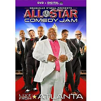 All Star Comedy Jam: Live From Atlanta [DVD] USA import