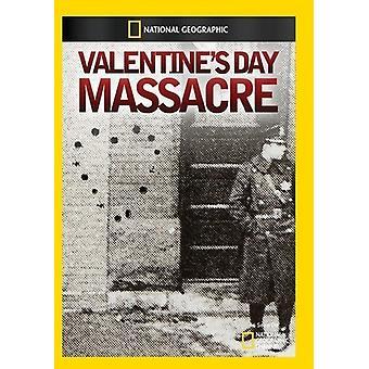 Valentine's Day Massacre [DVD] USA import