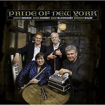 Orgullo de Nueva York - importación de Estados Unidos orgullo de Nueva York [CD]