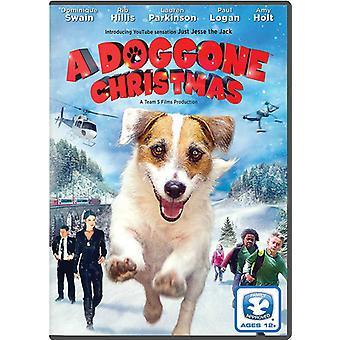 Doggone Christmas [DVD] USA import