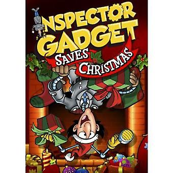 Inspector Gadget Saves Christmas [DVD] USA import
