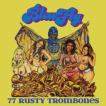 Blowfly - 77 Rusty basuner [Vinyl] USA importerer
