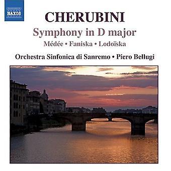 L. ケルビーニ - ケルビーニ: 交響曲ニ長調;序曲 [CD] 米国をインポートします。