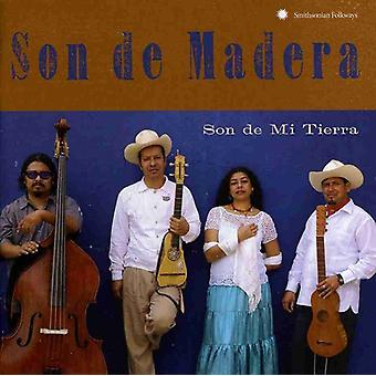 Son De Madera - Son De MI Tierra (From My Land) [CD] USA import
