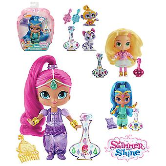 Fisher-Price Shimmer&Shine Muñeca Blister 17X19X7