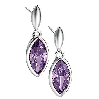925 Silver Zirconium Fashionable Earring