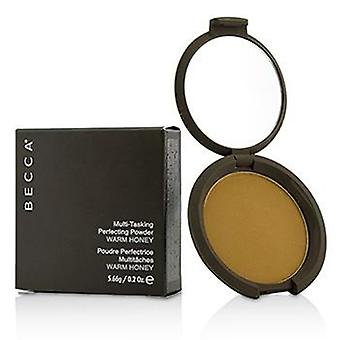 Becca Multi Tasking Perfecting pulver - # honning - 5.66g/0.2oz