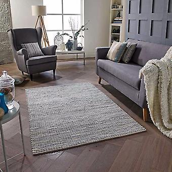 Tapis Harper Grey Rectangle tapis Plain/presque ordinaire