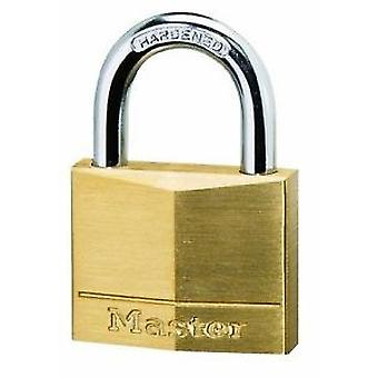 Masterlock 30Mm Brass Padlock Steel Arch (DIY , Hardware , Padlocks)