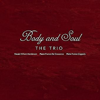 The Trio - Body & Soul [CD] USA import
