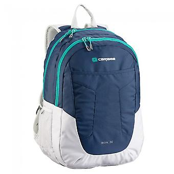 Caribee Recoil 30L Backpack - Navy/Snow