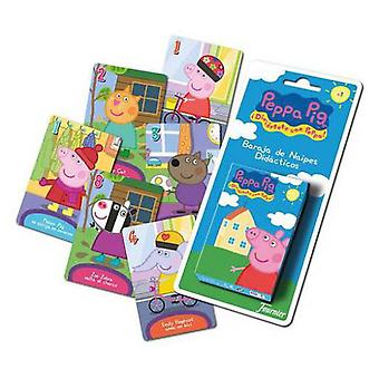 Fournier Peppa Pig (Toys , Boardgames , Cards)