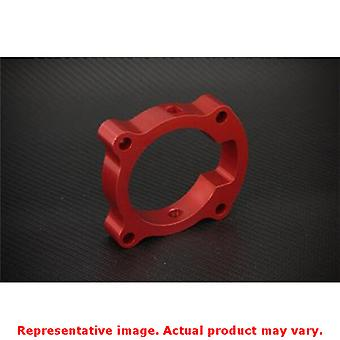 Torque Solution Throttle Body Spacer TS-TBS-018R Red Fits:HYUNDAI 2010 - 2014 G