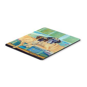 Carolines tesori 7280MP Alano Mouse Pad / Hot Pad / sottopentola