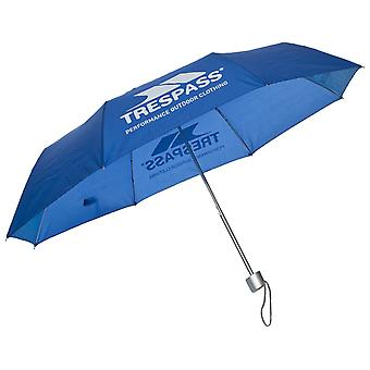 Trespass Compact Umbrella With Fabric Sleeve