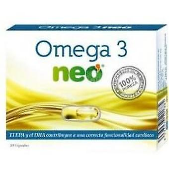 Neo Omega 3 30 Liquid Capsules (Vitamins & supplements , Omegas & fatty acids)