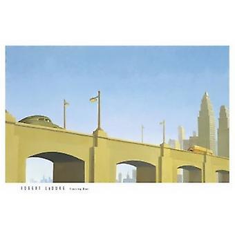 Crossing Over Poster Print by Robert LaDuke (36 x 22)