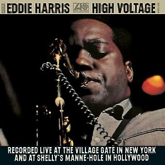 Eddie Harris - High Voltage [CD] USA import