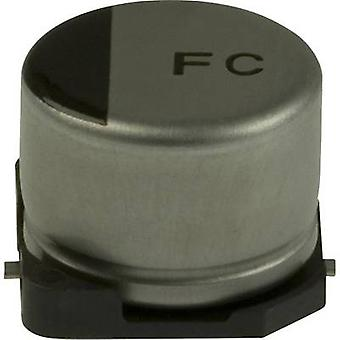 Electrolytic capacitor SMD 100 µF 16 V