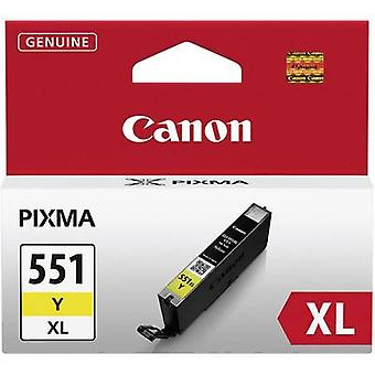 Canon Ink CLI-551Y XL Original Yellow 6446B001