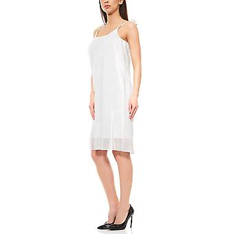 Aniston knee-length cocktail dress silver
