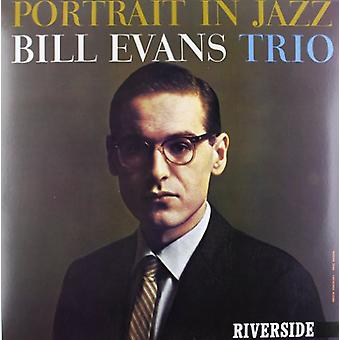 Bill Evans - Portrait in Jazz [Vinyl] USA import