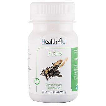 Health 4U Fucus 100 comprimidos de 500 mg (Vitamins & supplements , Algae)