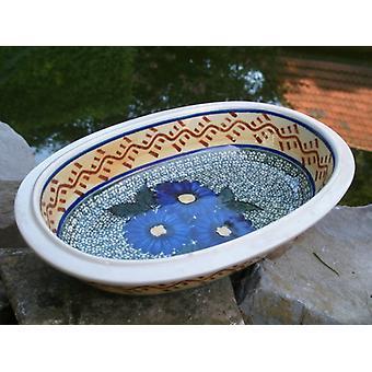 Tazón de fuente, 25 x 16 cm, altura 5 cm, 19 tradicional