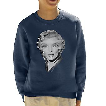 Marilyn Monroe The Prince And The Showgirl 1956 Kid's Sweatshirt
