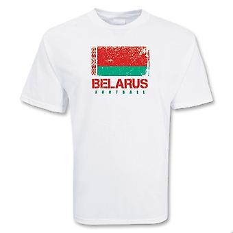 Hviterussland fotball t-skjorte