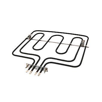 Electrolux 2800 Watt dobbelt Grill Element