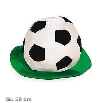 Fussballhut Fussballmütze Ball WM