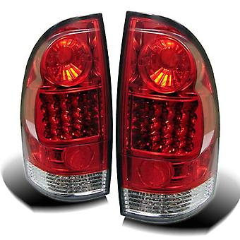 Spyder Auto Toyota Tacoma rouge clair LED Tail Light