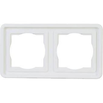 Kopp 2x Frame Arktis White 302402074