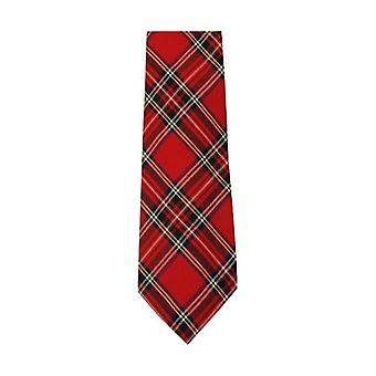 Union Jack Wear Royal Stewart Neck Tie (Tartan)