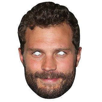 قناع الوجه الحزب بطاقة واحدة في 2D جيمي دورنان