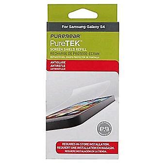 PureGear PureTek rotolo su Proteggi schermo per Samsung Galaxy S4 - antiriflesso