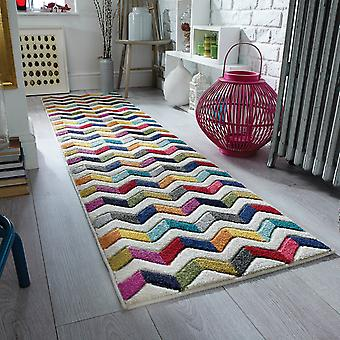 Spectrum Bolero Multicoloured Hallway Runners
