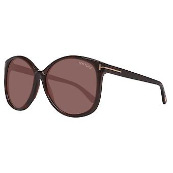 TOM FORD women's Sunglasses brown