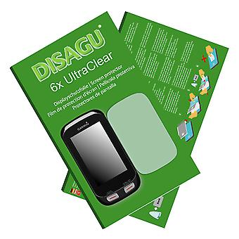 Garmin approach G8 display protector - Disagu Ultraklar protector