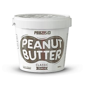 PROZIS - classic peanut butter 1000 g crunchy - natural protein source