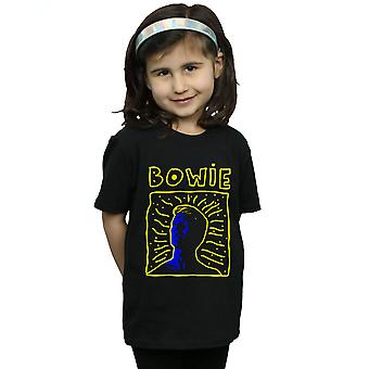 David Bowie Girls 90s Frame T-Shirt