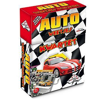 Raceautos Quartett