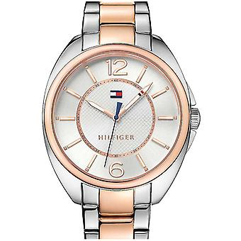 Tommy Hilfiger Ladies Stainless Steel Bracelet Watch Silver