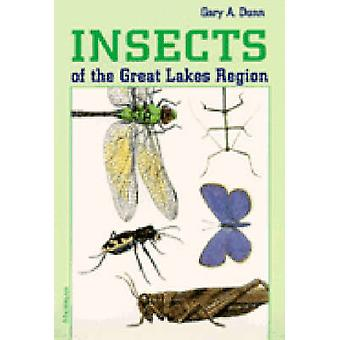 Insects of the Great Lakes Region by Gary A. Dunn - 9780472065158 Book