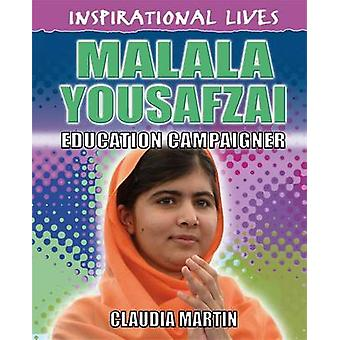 Malala Yousafzai av Claudia Martin - 9780750293143 bok