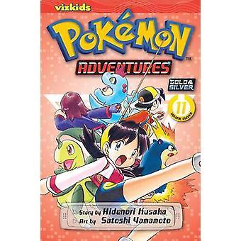 Pokemon Abenteuer von Hidenori Kusaka - Zsolt Mato - 9781421535456 Bo