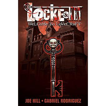Locke en sleutel - Volume 1 - Welkom bij Lovecraft door Joe Hill - Gabriel R